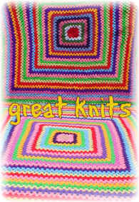 Knitted items title image